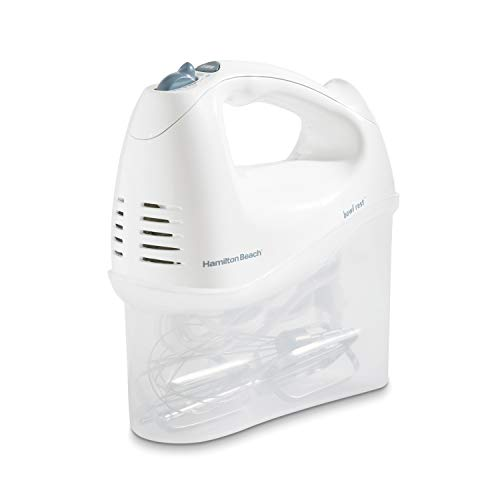 Hamilton Beach 6-Speed Electric Hand Mixer, Beaters and...