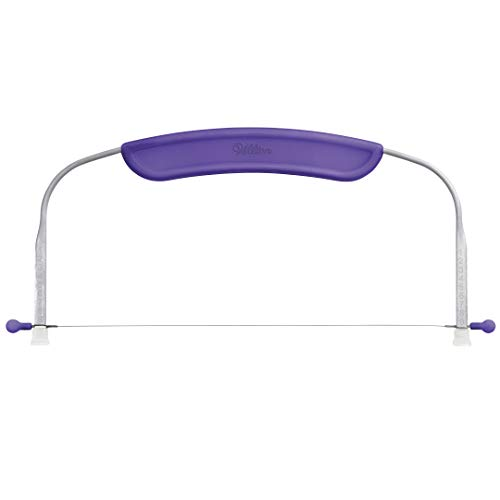 Wilton Small Cake Leveler, for Cakes 10 Inches or Less