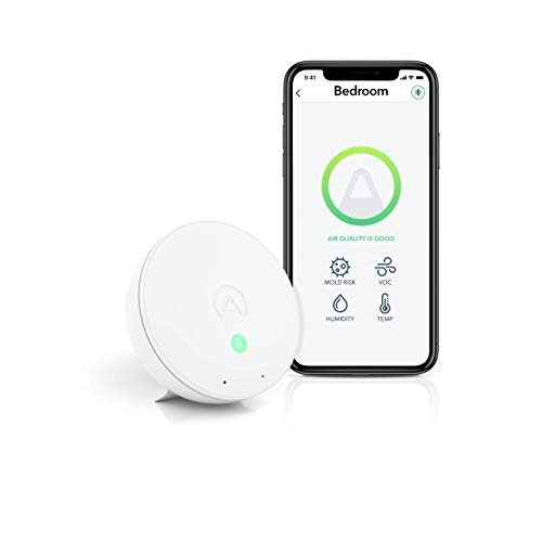 Airthings-292 Wave Mini - Indoor Air Quality -...