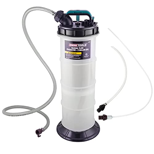 OEMTOOLS 24936 8.0 Liter Oil Extractor, Oil,...