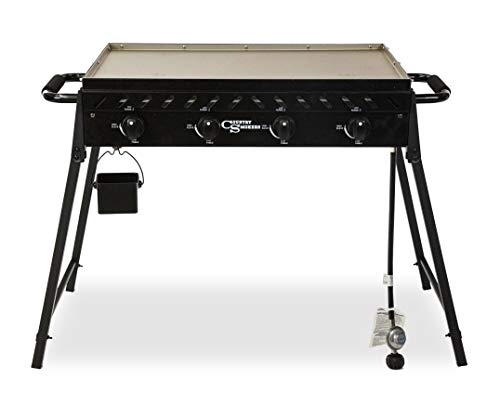 Country Smokers CSGDL0590 The Highland 4-Burner...