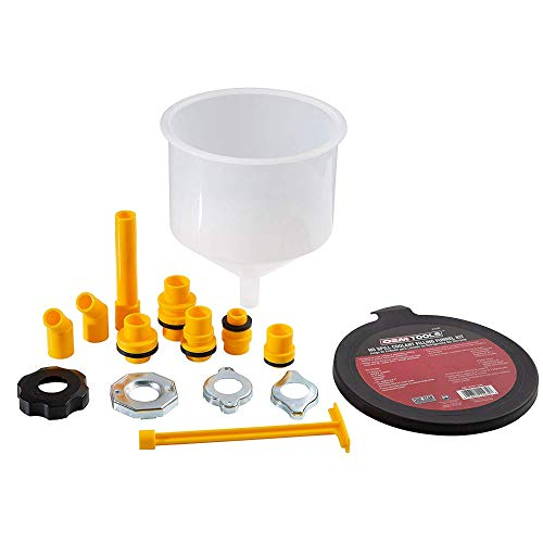OEMTOOLS 87009 No-Spill Coolant Funnel Kit, Near...