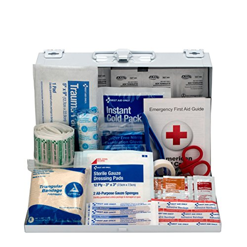 First Aid Only 178 Piece Contractor's First Aid Kit...