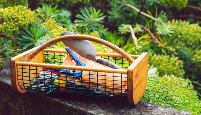 How To Sharpen Garden Tools At Home